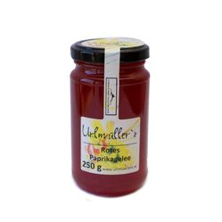 Rotes Paprikagelee | 240g